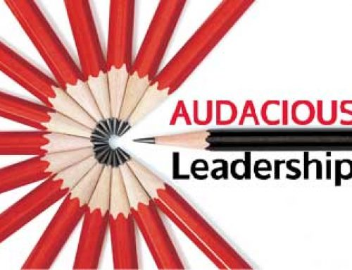 Are you an Audacious Leader?
