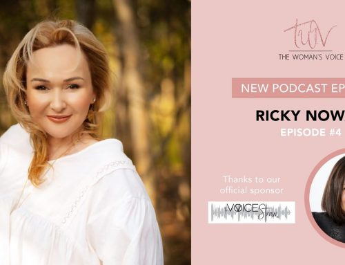 PODCAST with Ricky Nowak by The Woman's Voice